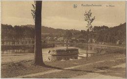 Rouillon-Annevoie.   La Meuse - Anhée