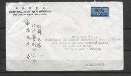 CHINA COVER FRANKED WITH SUN YAT SEN - 1912-1949 République