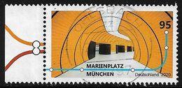 2020  U-Bahn Stationen - [7] République Fédérale