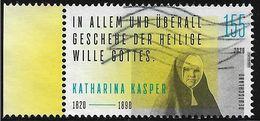 2020  200. Geburtstag Von Katharina Kasper - [7] République Fédérale