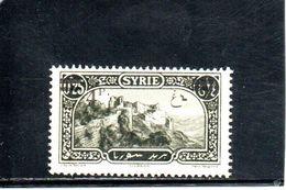 SYRIE 1926 ** - Syria (1919-1945)