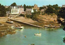 Ile De Bréhat Le Port Clos L'Ile Des Fleurs Bateaux - Ile De Bréhat