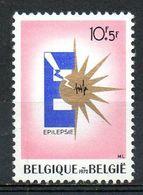 BELGIQUE. N°1639 De 1972 Sans Gomme. Epilepsie. - Enfermedades