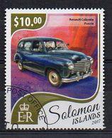 SOLOMON ISLANDS. 2017. CARS. RENAULT COLORALE. CANCELLED (6R1750) - Autos