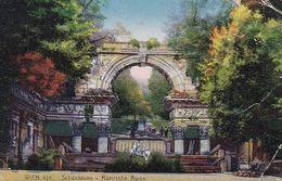 AK Wien - Schönbrunn - Römische Ruine - Feldpost - Werbestempel Frauen Und Mädel Reichspost - 1943 (51191) - Château De Schönbrunn