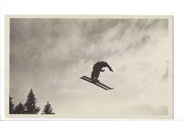 25565 - Ste-Croix Saut De 56 M.à Ski Par René Morard - VD Waadt