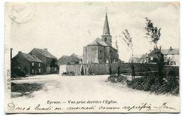 CPA - Carte Postale - Belgique - Eprave - Vue Prise Derrière L'Eglise - 1901 (I13048) - Rochefort