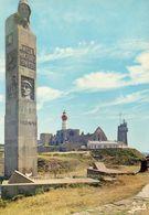 """Plougonvelin La Pointe Saint-Mathieu Le Monument """"Aux Marins"""" Guerre 14-18 Le Phare - Plougonvelin"""