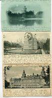 CPA - 3 Cartes Postales - Belgique - Le Château D'Ardennes - La Tour Léopold - 1899 (I13049) - Houyet