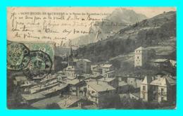 A868 / 275 73 - SAINT MICHEL DE MAURIENNE Et Le Perron Des Encombres - Saint Michel De Maurienne
