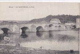 CP 55 Meuse Saint Mihiel Le Pont 118 Henri Richier  MTIL - Saint Mihiel
