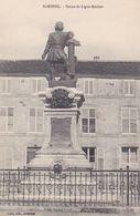 CP 55 Meuse Saint Mihiel Statue Ligier-Richier Collin - Saint Mihiel
