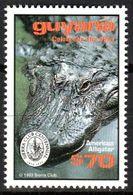 Guyana 1994 - Alligator D'Amérique - Unclassified