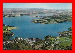 2 CPSM/gf (12) ARVIEU. Barrage Sur Le Réservoir De Pareloup / Salles-la-Source, Gites De Gougousse...L153 - Otros Municipios