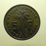 Belgian Congo 5 Francs 1952 - Congo (Belgian) & Ruanda-Urundi