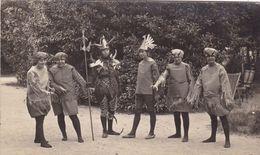 """85.  LA ROCHE SUR YON . CARTE PHOTOGRAPHIE  GASTON GUILLET. SOUVENIR. """" FETE SCOLAIRE DE FIN MAI """" .  ANNÉE 1927 - La Roche Sur Yon"""