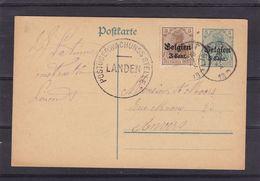 Occupation / Carte De LANDEN - [OC1/25] Gen.reg.