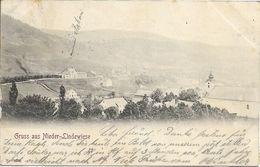 1901 - LIPOVA LAZNE  Okres JESENIK , Gute Zustand, 2 Scan - Repubblica Ceca