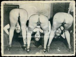 NUDISME EROTICA SEX EROTIC NUDE WOMAN  NACKT FEMME FRAU NU NAKED EROTIQUE NUE EROTIK SEXY PHOTO FOTO NK389 - Belleza Feminina (1941-1960)