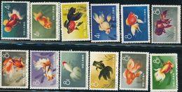 China 1960 Numero 1292 To 1303 MNH Neuf Sans Charnière - 1949 - ... Repubblica Popolare
