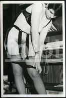 OLD EROTICA SEX EROTIC NUDE WOMAN  NACKT FEMME FRAU NU NAKED EROTIQUE NUE EROTIK SEXY PHOTO FOTO NK394 - Belleza Feminina (1941-1960)