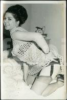 OLD EROTICA SEX EROTIC NUDE WOMAN  NACKT FEMME FRAU NU NAKED EROTIQUE NUE EROTIK SEXY PHOTO FOTO NK396 - Belleza Feminina (1941-1960)