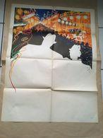 """Affiche80 X 60 """" Theme La Ducasse """" - Affiches"""