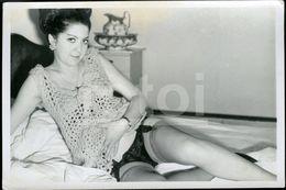 OLD EROTICA SEX EROTIC NUDE WOMAN  NACKT FEMME FRAU NU NAKED EROTIQUE NUE EROTIK SEXY PHOTO FOTO NK399 - Belleza Feminina (1941-1960)