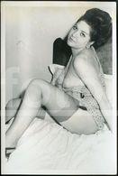 OLD EROTICA SEX EROTIC NUDE WOMAN  NACKT FEMME FRAU NU NAKED EROTIQUE NUE EROTIK SEXY PHOTO FOTO NK400 - Belleza Feminina (1941-1960)