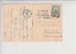 "Croatia FLAM Zagreb ""CHROMOS KEMISKA INDUSTRIJA..."" 1954 Nice Cancelation (fl492) RR - 1945-1992 Repubblica Socialista Federale Di Jugoslavia"