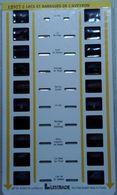 LESTRADE :   12977 D  LACS ET BARRAGES DE L'AVEYRON - Visores Estereoscópicos