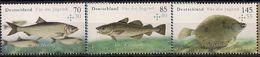 2016 Allem Fed. Deutschland Germany   Mi. 3255-7**MNH Heimische Salzwasserfische - [7] Federal Republic