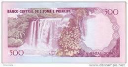 SAO TOME E PRINCIPE P. 63 500 D 1993 UNC - São Tomé U. Príncipe