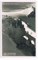 CH-6053   LES DIABLERETS : Glacier Du Sex Rouge - VD Vaud