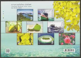 THAILAND 2019 - Joint Issue With Maldives - Sheet MNH - Thailand