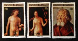 Rwanda, Unused Stamps, « Painting », « A. DÜRER », 1971 - Ruanda