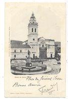 QUITO (Equateur) Place Du Général Sucre - Ecuador