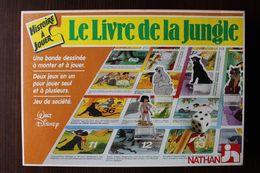 JEU DE SOCIETE - LE LIVRE DE LA JUNGLE - Edition Nathan 1988 - Autres