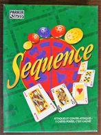 JEU DE SOCIETE - SEQUENCE - Edition Parker 1997 - Autres