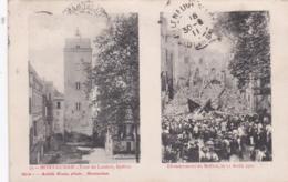 82 -montauban ( Tarn Et Garonne )  Tour De Lautier  - Effondrement Du Beffroi Le 11 Aout 1910 - Montauban