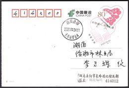 CHINA YueYang To LinXiang COVID-19 PMK:External Anti-input, Internal Anti-rebound - Enfermedades