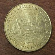 30 ANDUZE TRAIN À VAPEUR DES CÉVENNES MEDAILLE TOURISTIQUE MONNAIE DE PARIS 2006 JETON MEDALS COIN TOKENS - Monnaie De Paris
