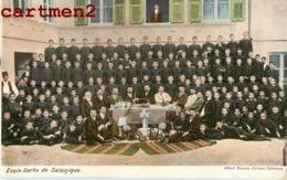 SALONIQUE ECOLE SERBE ALBERT NISSIM SERBIE SERBIA GRECE GREECE 1900 - Grecia