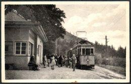 B0370 - Friedrichroda Straßenbahn Waldbahn - Straub & Fischer - Tranvía