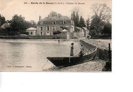 CP Château Le Bouvet Bords De La Rance - France