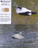 ROMANIA - Bird, Chip Siemens 35, Exp.date 01/03/09, Sample(no CN) - Roumanie