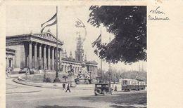 AK Wien - Parlament - 1937 (51193) - Ringstrasse