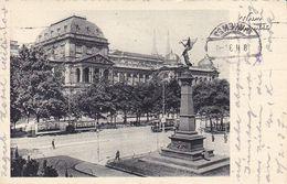 AK Wien - Universität - 1937 (51194) - Ringstrasse
