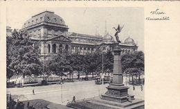 AK Wien - Universität - 1937 (51196) - Ringstrasse
