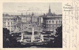 AK Wien - Hochstrahlbrunnen - 1937 (51197) - Wien Mitte
